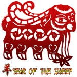 Year of The Sheep Goat T-Shirts & Gifts