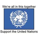 Support The United Nations T-Shirts
