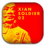 Xian Soldier 02