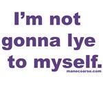 Lye myself