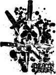 Skull and Knives