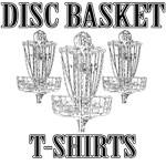 Disc Basket T-Shirts