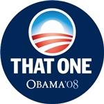Obama THAT ONE