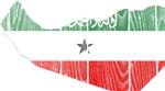 Somaliland Flag And Map