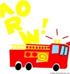 Emergency! Fire Truck!