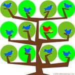 One Tree!
