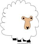One White Sheep!