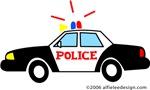 Wee Police Car!