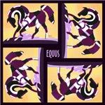 Equus Tile Coasters