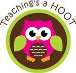 Teaching's a Hoot