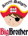 Brown Hair Pirate Big Brother