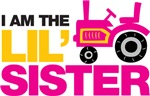 Tractor Little Sister