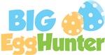 Easter Boy Big Egg Hunter