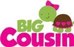Girl Turtle Big Cousin