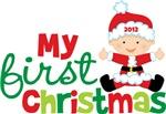 Baby Santa Babies First Christmas