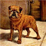 Brussels Griffon 1907 Digitally Remastered