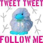 Tweet Tweet Follow Me