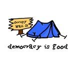 Occupy Wall Street Democracy is good