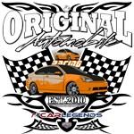 Orange Racer