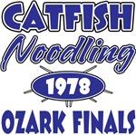 Catfish Noodling Ozark Finals