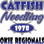 Catfish Noodling Okie Regionals