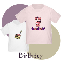 Birthday Shirts and Gifts