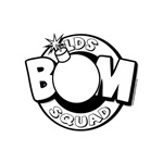 LDS BOM Squad - Black and White - Book of Mormon