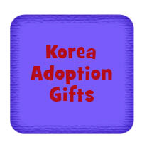 Korean Adoption Gifts