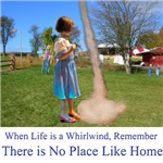 When Life is a Whirlwind