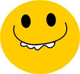 Goofy Toothy Smiley