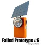 Failed Prototype #6