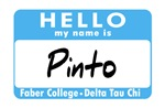 Hello My Name Is Pinto
