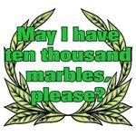 Ten Thousand Marbles
