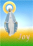 The Virgin Mary: Joy