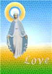 The Virgin Mary: Love