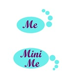 Me & Mini Me Maternity Tees