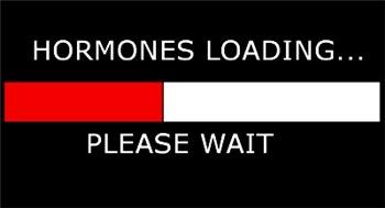 HORMONES LOADING...
