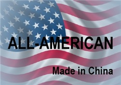 ALL-AMERICAN (MADE IN CHINA)