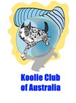 Koolie in Tunnel with Kooli Club of Aust
