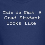 This Is What A Grad Student Looks Like