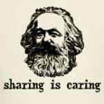 Marx, Sharing Is Caring