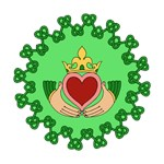 Claddagh and Knotwork