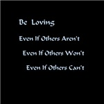 Be Loving Featured Gift