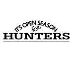1692 It's open Season