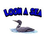 1606 Loon a Sea