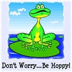 Be Hoppy Frog