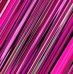 Pink Diagonal Stripes