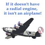 Radial B-24