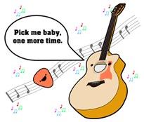 Pick me baby!