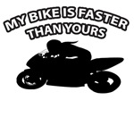 My Bike Is Faster Than Yours